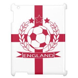 Retro look England English soccer design iPad Covers