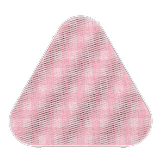Retro Pink Gingham Checkered Pattern Background