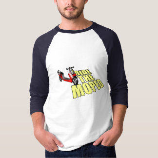 ride the moped shirts