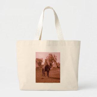 Rider Jumbo Tote Bag