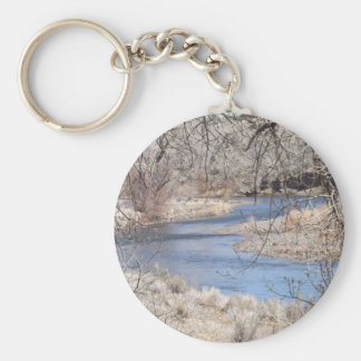 River Bend Keychain