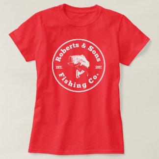 Roberts & Sons Fishing Co. Women's T-Shirt