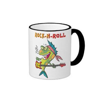 Rock-N-Roll Fish Ringer Mug