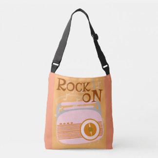 Rock On Radio Tote Bag