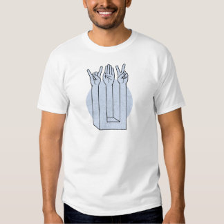 Rock, Paper, Scissors, Enigma T Shirt