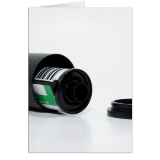 Roll of Film Greeting Card