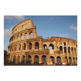 Roman Art. The Colosseum or Flavian 3 Photograph