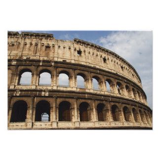 Roman Art. The Colosseum or Flavian Photo