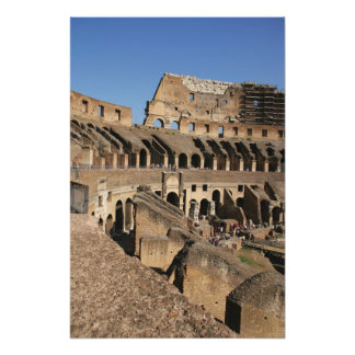 Roman Art. The Colosseum or Flavian Photograph