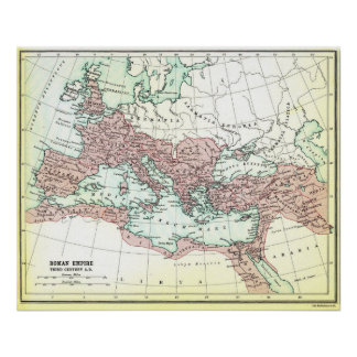 Roman Empire Poster