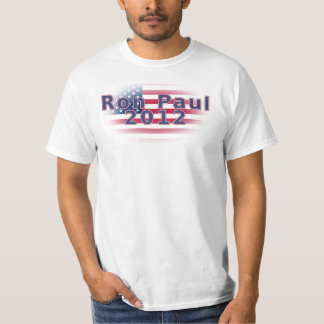 Ron Paul 2012 Ladies Spaghetti Top (Fitted) Tshirt