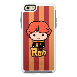 Ron Weasley Cartoon Character Art OtterBox iPhone 6/6s Plus Case
