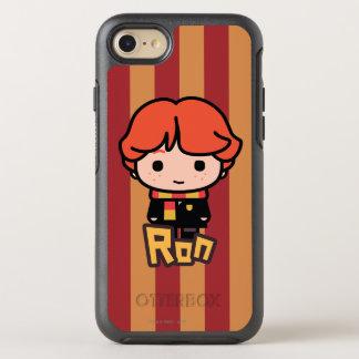 Ron Weasley Cartoon Character Art OtterBox Symmetry iPhone 7 Case