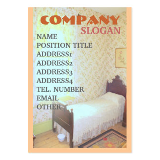 Room With A View Pack Of Chubby Business Cards