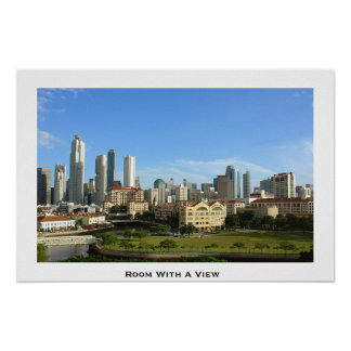 Room With A View Poster
