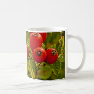 Rose Hip Basic White Mug