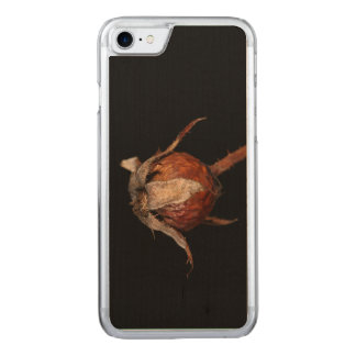 Rose Hip Carved iPhone 7 Case