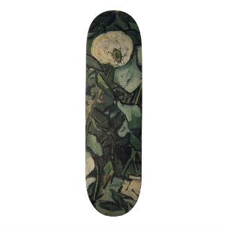 Roses by Vincent Van Gogh Custom Skateboard