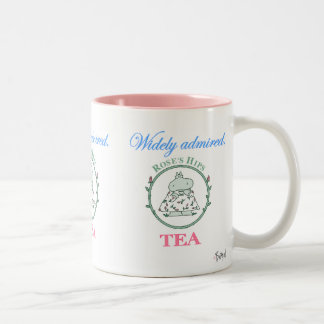 ROSE'S HIPS Boynton Two-Tone Mug