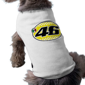 Rossi '09 Dog T Sleeveless Dog Shirt