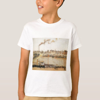 Rouen, Saint Sever Morning by Camille Pissarro Shirt
