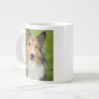 Rough Collie, dog, animal Jumbo Mug