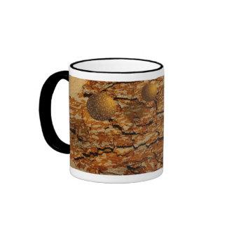 Rough Surface Ringer Mug