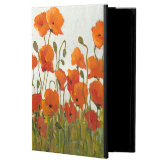 Rows of Poppies I Cover For iPad Air