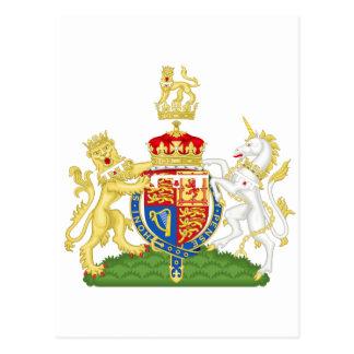 Royal Wedding - William & Kate Postcard