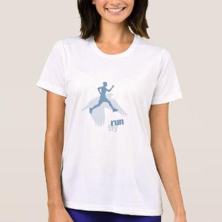 Run, Fly Tee Shirts