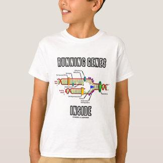 Running Genes Inside (DNA Replication) T Shirts