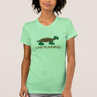 Running Tortoise T Shirt