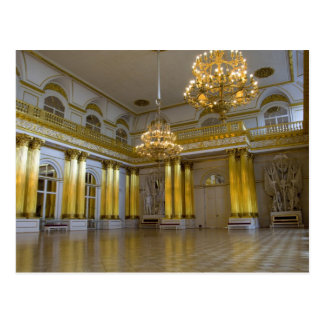 Russia, St. Petersburg, The Hermitage (aka 4 Postcard