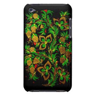 Russian folk art iPod Touch Case-Mate Case
