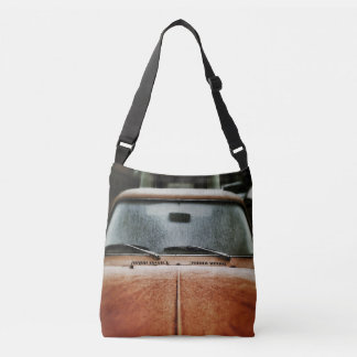 Rusty Old Car Bug Photo All Over Tote Tote Bag