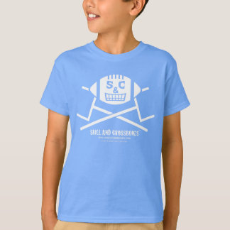 S&C Football Kids on Dark Apparel Shirt