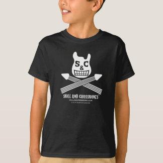 S&C Guitar Kids on Dark Apparel T Shirts