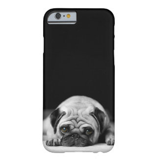 Sad Pug Barely There iPhone 6 Case