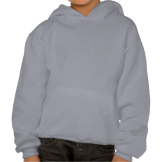 SAFE VIGIL hooded fleece jacket