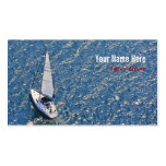 Sailing Away Pack Of Standard Business Cards