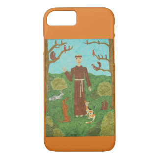Saint Francis of Assisi iPhone 7 Case