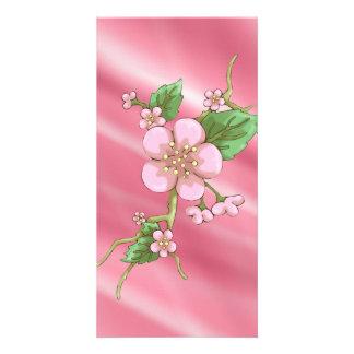 Sakura Blossoms Picture Card
