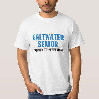 Saltwater Senior Tanned to Perfection Tees
