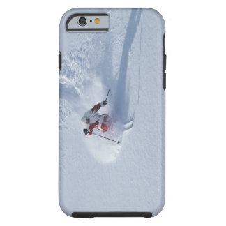 Santa Skiing at Snowbird Ski Resort, Wasatch Tough iPhone 6 Case