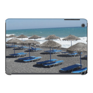 Santorini Beach, Greece iPad Mini Retina Covers
