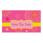 Save The Date Pack Of Standard Business Cards