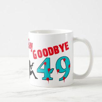 Say Goodbye To 49 Basic White Mug