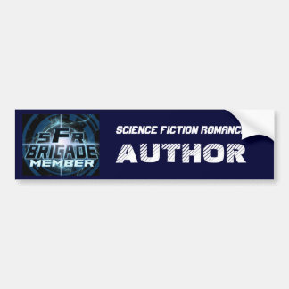 Science Fiction Romance Bumper Sticker