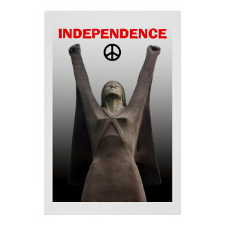Scottish Independence La Pasionaria Poster