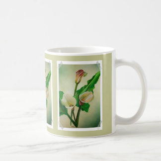 Scrap Book Callas Basic White Mug